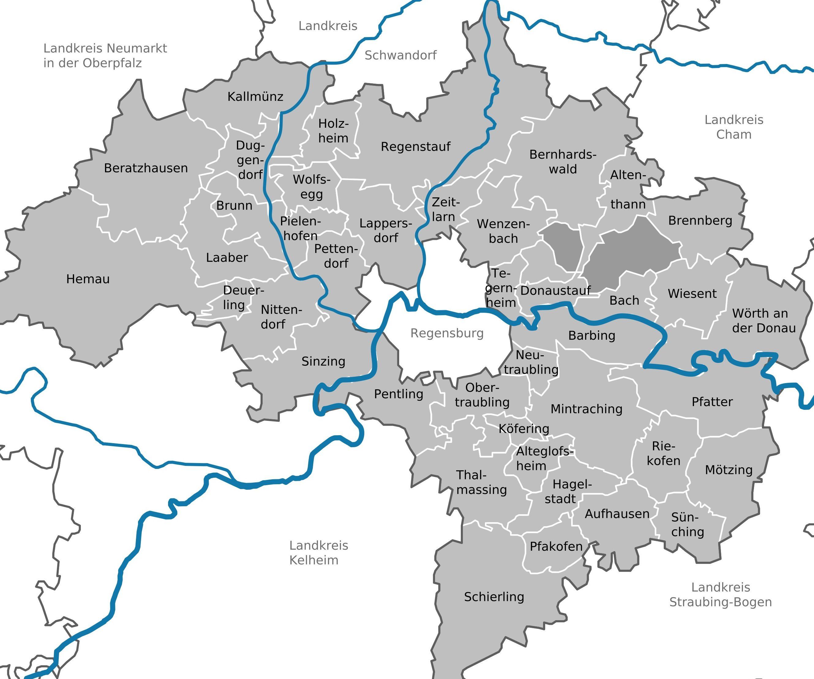 Mitfahrzentrale Regensburg